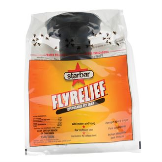 Starbar® FlyRelief™ Disposable Trap