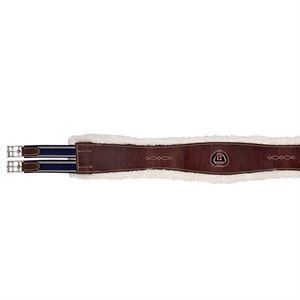 Dover Saddlery® Sheepskin-Lined Performance Girth