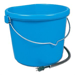 API® 20-Quart Heated Flatback Bucket