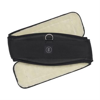 EquiFit® Essential Dressage Schooling Girth with SheepsWool Liner