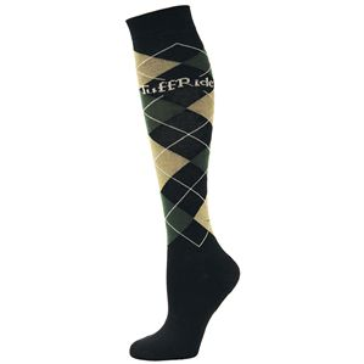 TuffRider® Ladies Argyle Boot Socks