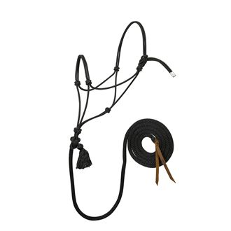 Weaver Leather® Silvertip® No. 95 Rope Halter with 10' Lead