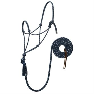 Weaver Leather® Silvertip No. 95 Rope Halter with 10' Lead