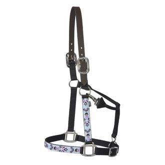 Dover Saddlery® Ribbon Trim Breakaway Halter