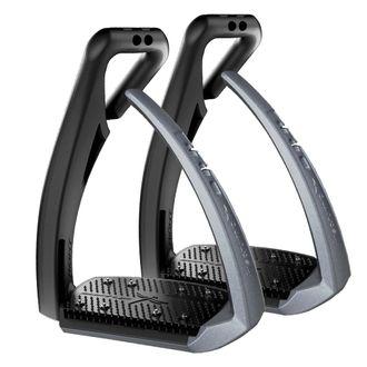 Freejump® SoftUp Pro Stirrups - Silver
