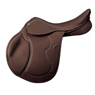 Pessoa® Covered Leather Heritage Pro XCH® Saddle