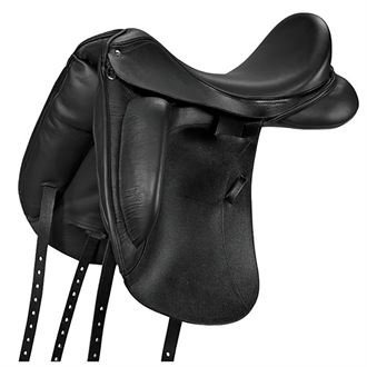 Steffens Advantage Smooth Monoflap Dressage Saddle