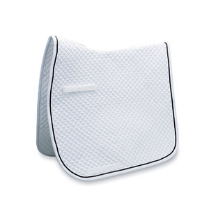 Rider´s International® by Dover Saddlery® Contoured Diamond Quilt Dressage Pad
