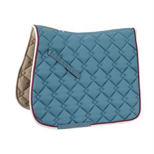 Roma® Ecole Double Diamond Dressage pad