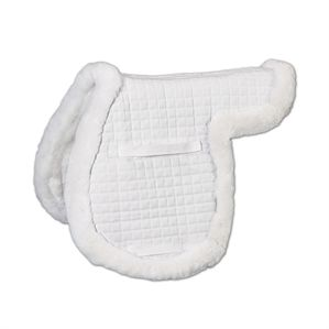 Circuit® by Dover Saddlery® Sheepskin Saddle Pad