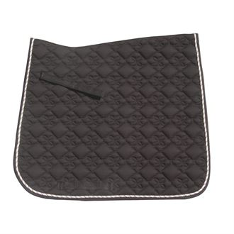 Roma® Ecole Flower Diamond Dressage Pad