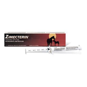 Zimecterin® Paste Dewormer