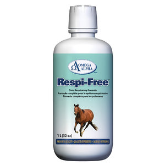Omega Alpha® Respi-Free™