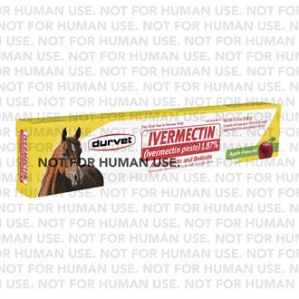 Durvet Apple Flavored Ivermectin