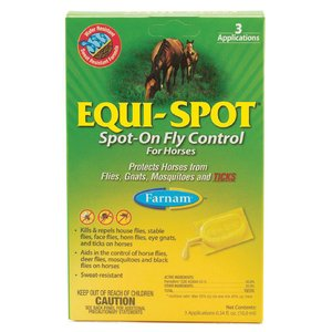 Farnam® Equi-Spot® Spot-On Fly Control