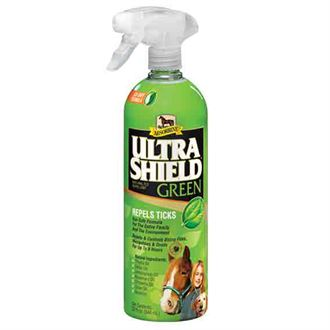 Absorbine® UltraShield® Green Natural Fly Repellent - Quart