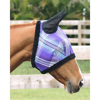 Kensington Fly Mask with Ears & Trim