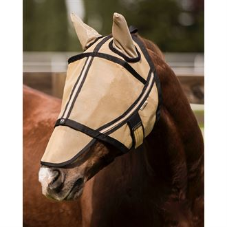 Noble Equestrian™ Guardsman™ Fly Mask with Ears