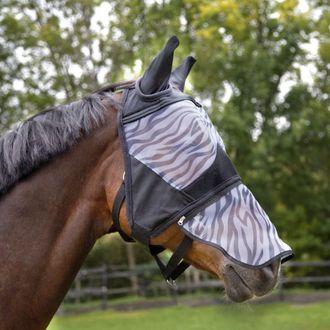 Horze Zebra Fly Mask
