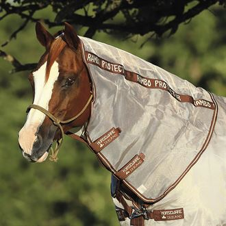 Horseware® Ireland Rambo® Protector Quarter Horse Optional Neck Cover