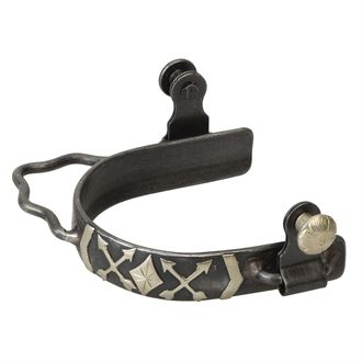 Weaver Leather® Ladies' Western Spurs with Arrow Design