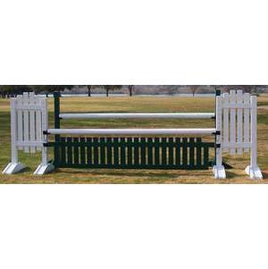 Gate Oxer - 10