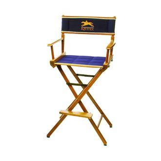 Equitex Directors Chair Set- Bar Height