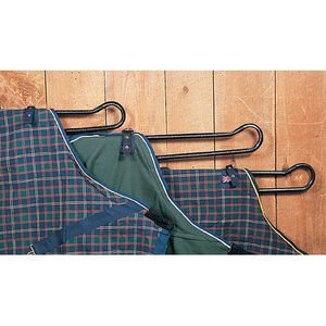 Apple Picker European Horse Clothing Rack