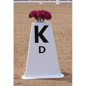 Burlingham Sports Dressage Tower Letters