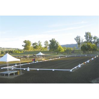 Burlingham Sports Wellington Dressage Arena-20x60