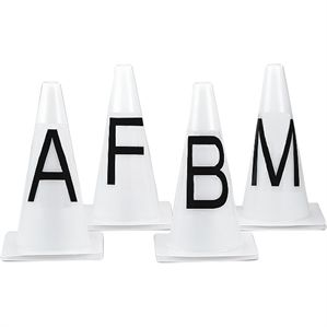 dover saddlery dressage training cones 3795 arena letters