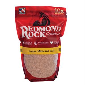 Redmond Rock Crushed Mineral Salt