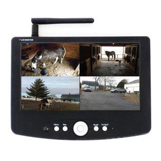 Wireless Trailer Eyes® Digital Barn & Trailer Camera