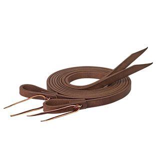 "Weaver Leather® ProTack® Oiled Split Reins, 3/4"" x 8'"
