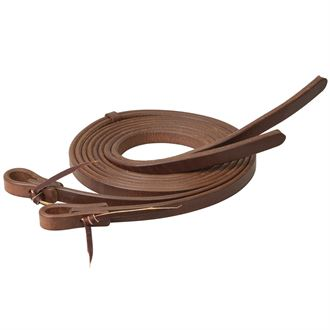 """Weaver Leather® Synergy® Heavy Harness Leather Split Reins, 3/4"""" x 8'"""