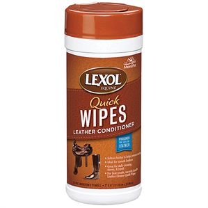 Lexol® Leather Conditioner Wipes