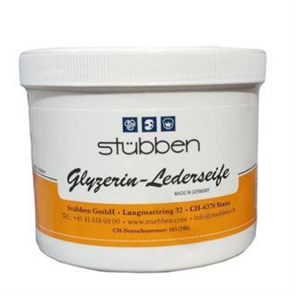 Stübben Glycerine Saddle Soap