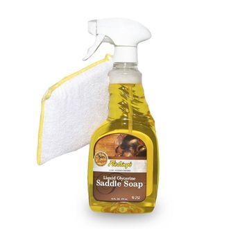 Fiebing's Liquid Glycerine Saddle Soap with Applicator Sponge