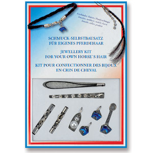 Kelley and Company Horsehair Jewelry Kit
