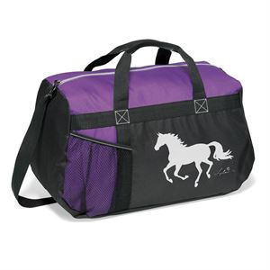 Kelley and Company Running Horse Duffle Bag