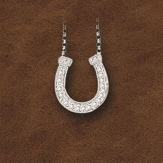 Kelly Herd Horseshoe Collection Necklace