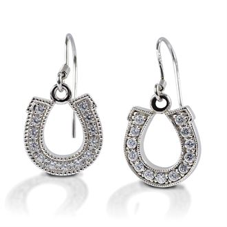 Kelly Herd Horseshoe Collection Earrings