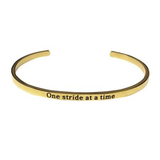 Swanky Saddle Co. Equestrian Mantra Bangle