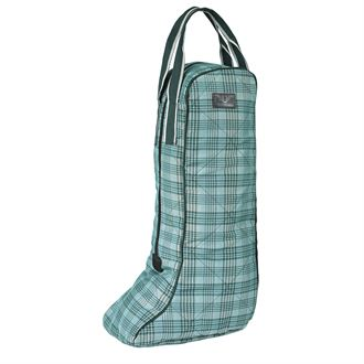 Equine Couture Plaid Boot Bag