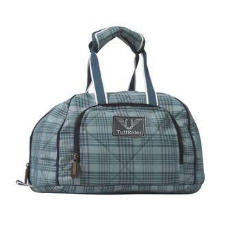 TuffRider® Plaid Helmet Bag