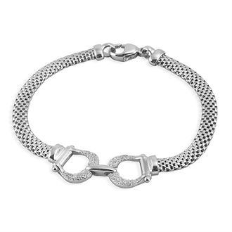 Kelly Herd Bit Bracelet