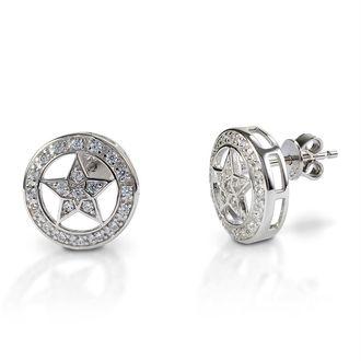 Kelly Herd Small Star Earrings