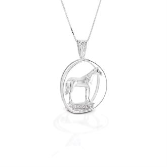Kelly Herd Small World Trophy Necklace