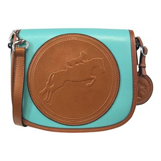 Tucker Tweed Equestrian™ Camden Crossbody Bag