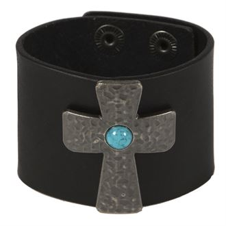 Noble Outfitters™ Hammered Cross Cuff